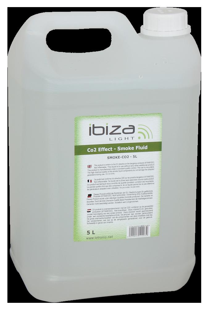 Billede af Ibiza Co2 røgvæske 5 liter