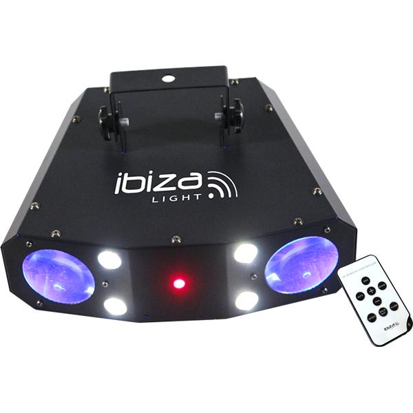 Ibiza MSL LED lyseffekt
