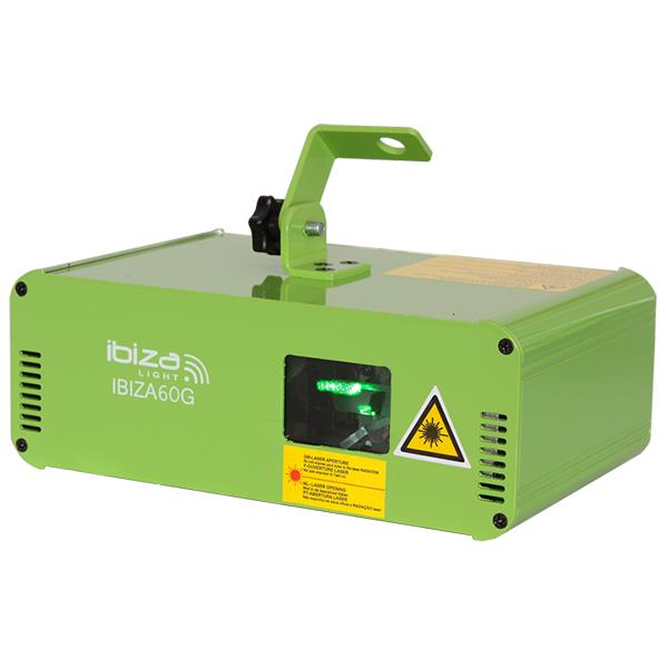 Image of   Ibiza laser 60MW DMX