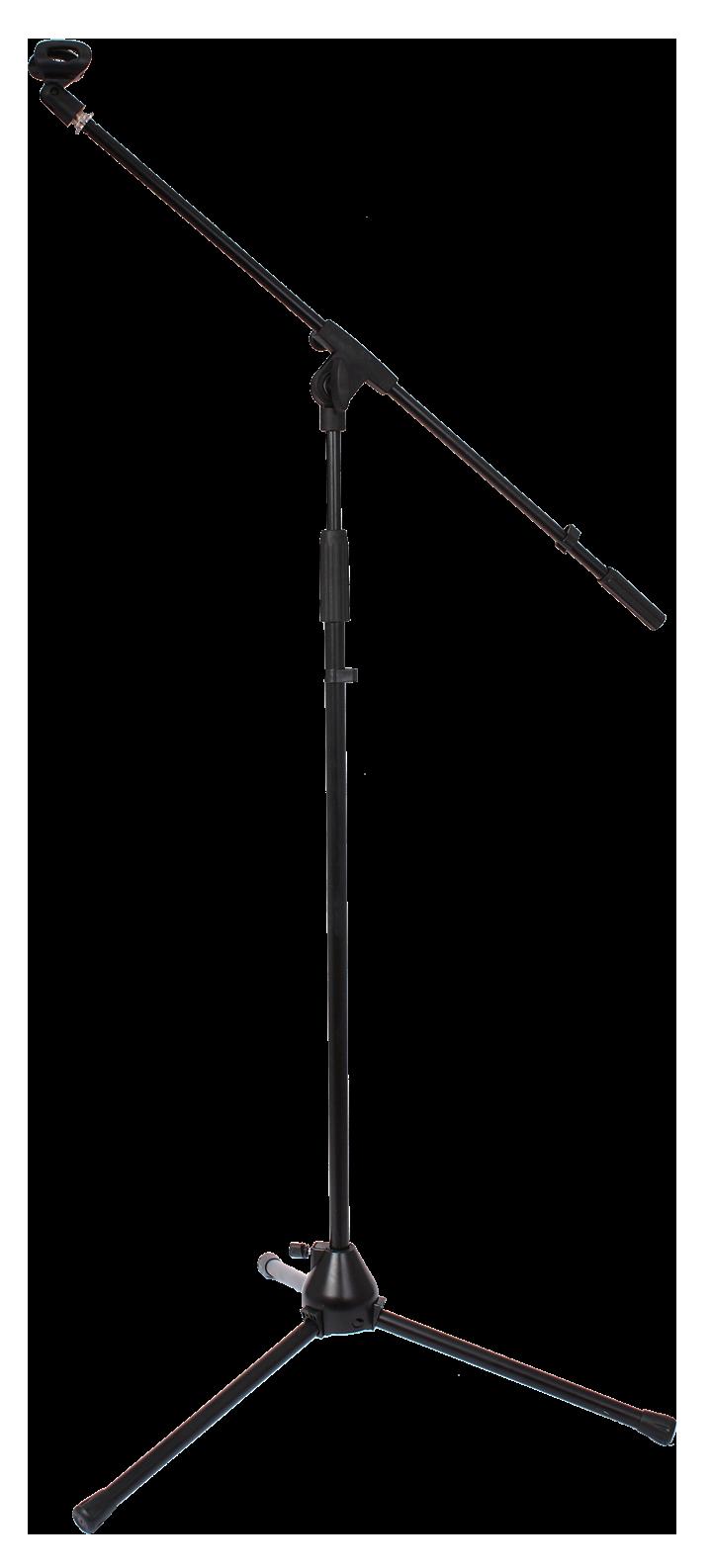 Image of   Ibiza mikrofonstativ med mikrofonholder