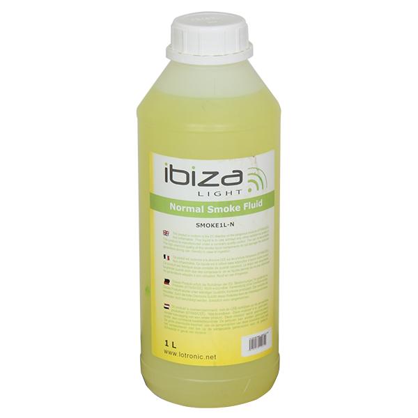 Billede af Ibiza røgvæske, 1 ltr, Medium Density