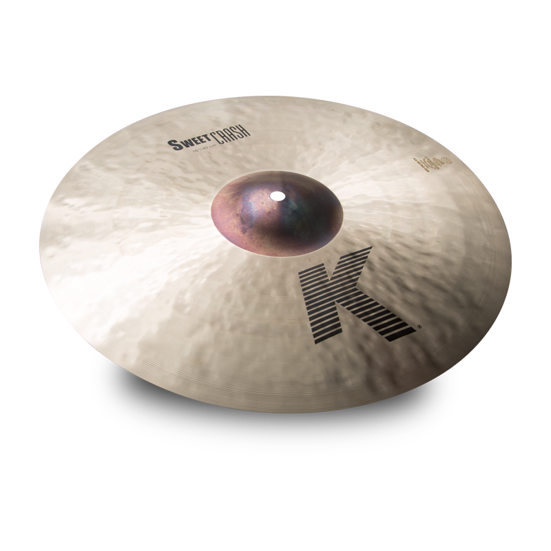 "Image of   Zildjian 16"" K Sweet Crashbækken"