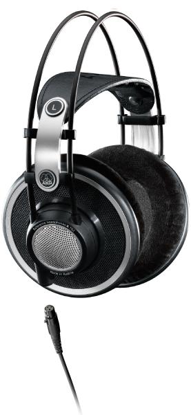 Image of   AKG K702 Studio Hovedtelefon