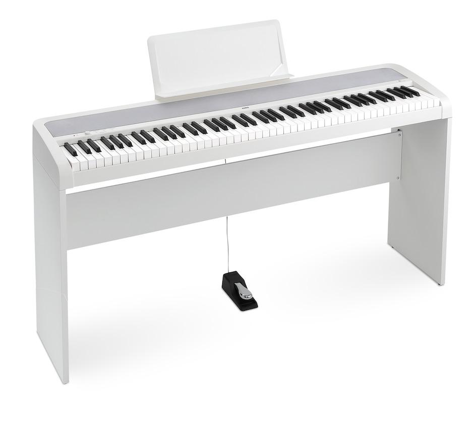 Korg B1 - Elektrisk klaver Hvid