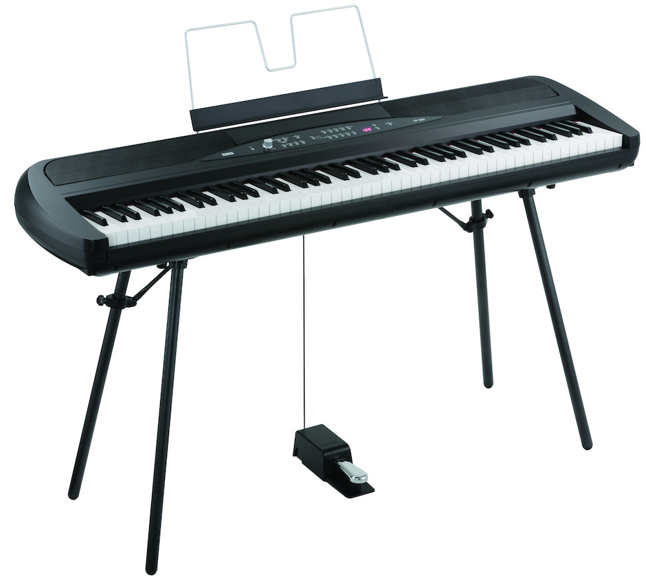 Image of   Korg SP-280 Elektrisk klaver Black