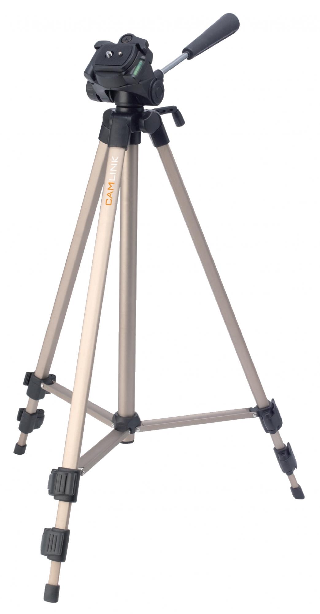 Image of   Kamera/video stativ vipbar, 127 cm. bronze