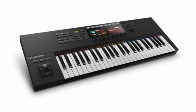 Image of   Native Instruments Komplete Kontrol S49 MK2