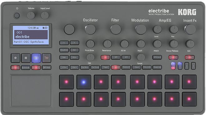 Image of   Korg Electribe 2