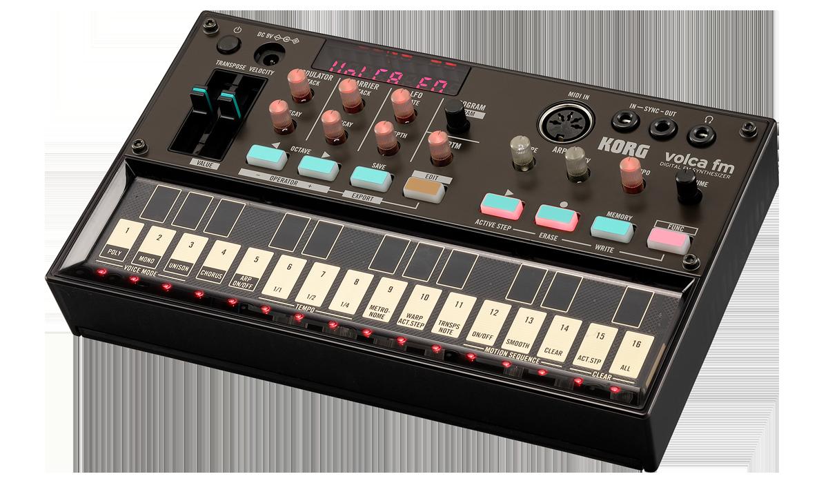 Image of   Korg Volca FM Synthesizer