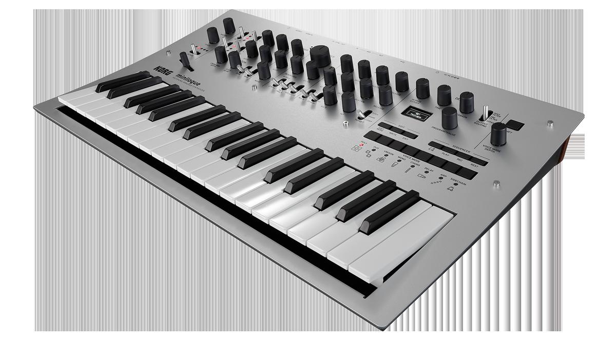 Image of   Korg Minilogue Synthesizer