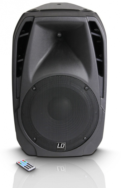 Image of   LD Systems PLAY 15 A Aktiv Højttaler med MP3 afspiller