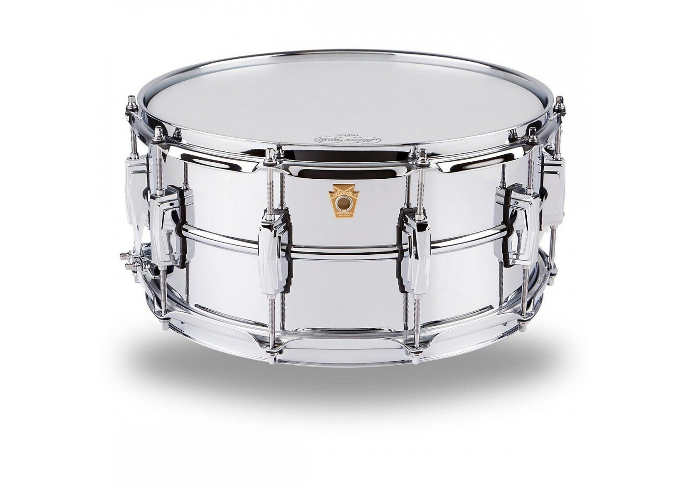 "Ludwig 14""x6,5"" LM402 Supraphonic Lilletromme"