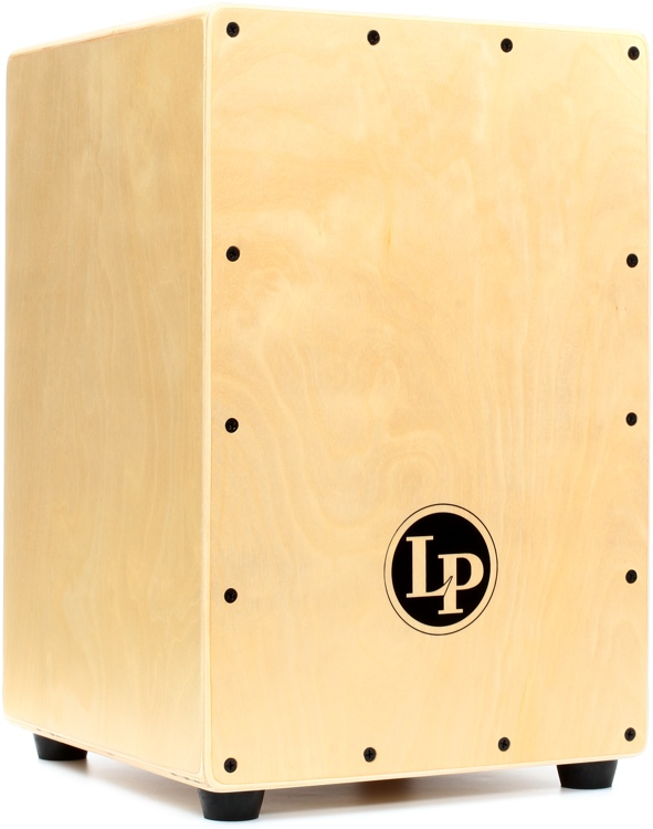 Image of   LP Aspire Natural Wire Cajon