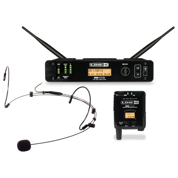 Image of   Line 6 XD-V75 Headset mikrofon, sort