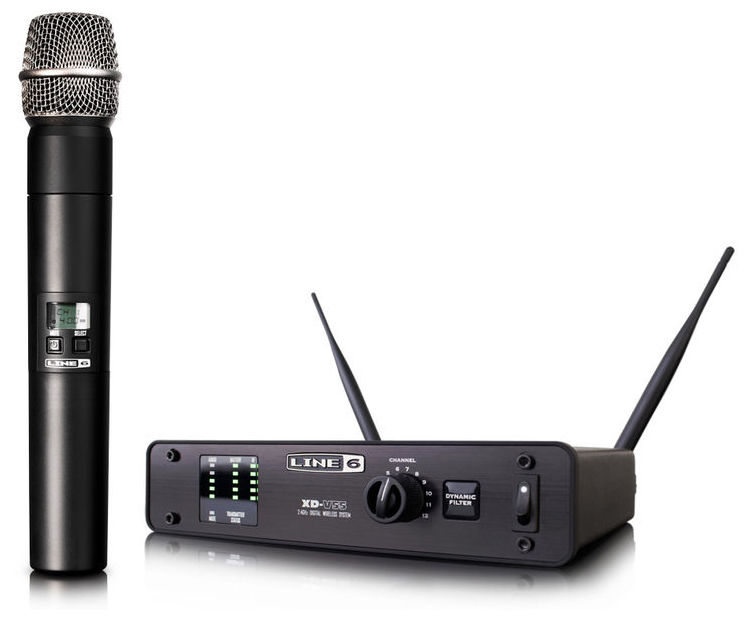 Line 6 XD-V55 Håndholdt mikrofon