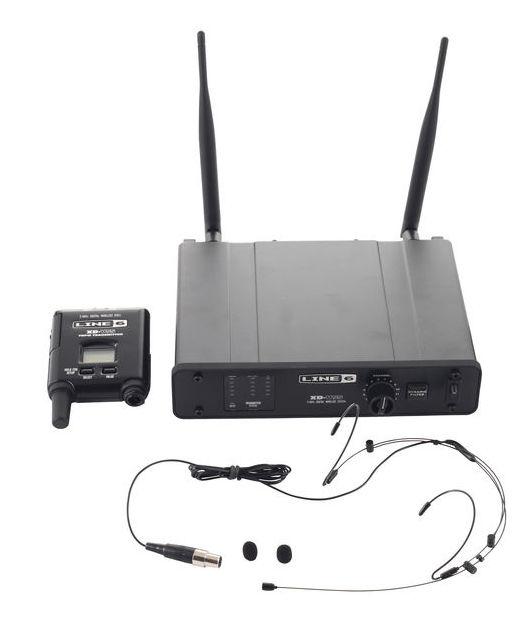 Image of   Line 6 XD-V55 Headset mikrofon, sort