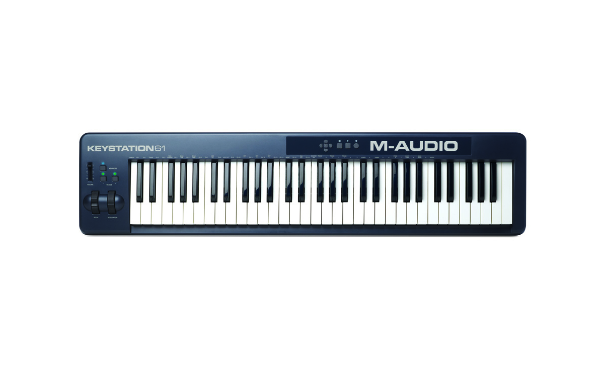 Image of   M-Audio Keystation 61 MK3 - USB/Midi-keyboard