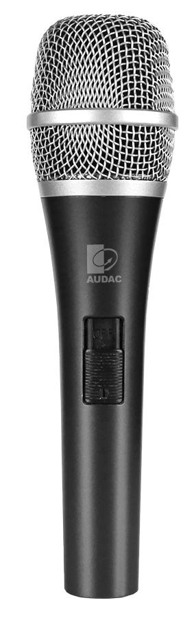Audac M97 Kondensator mikrofon m/afbryder