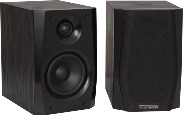 Image of   2-WAY BOOKSHELF HIFI SPEAKERS
