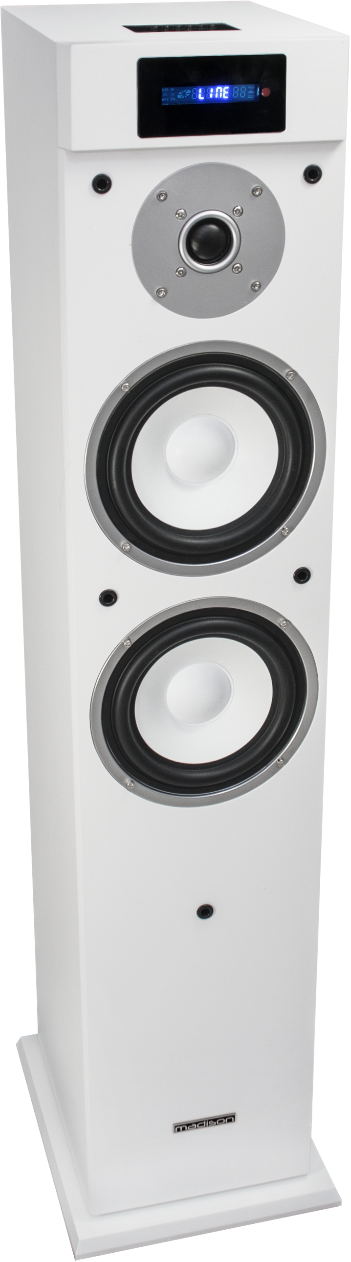 Image of   ACTIVE CENTER COLUMN SPEAKER WITH USB/SD & BLUETOOTH 16cm / 160W