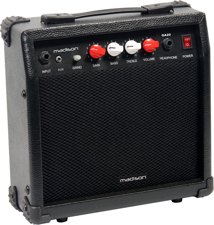 GUITAR AMPLIFIER 20W