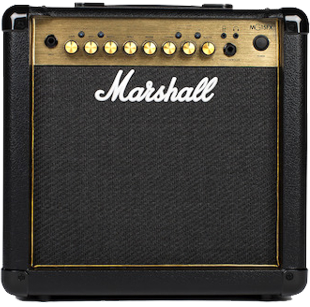 MARSHALL MG-15GFX Combo guitarforstærker