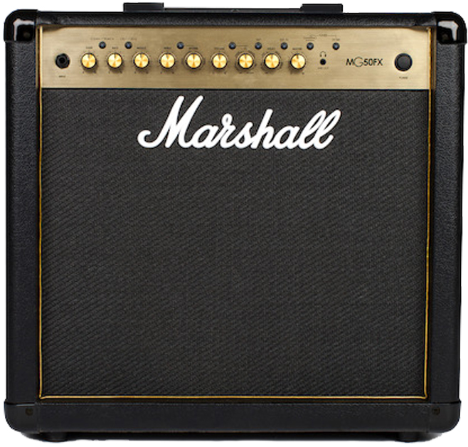 MARSHALL MG-50GFX Combo guitarforstærker