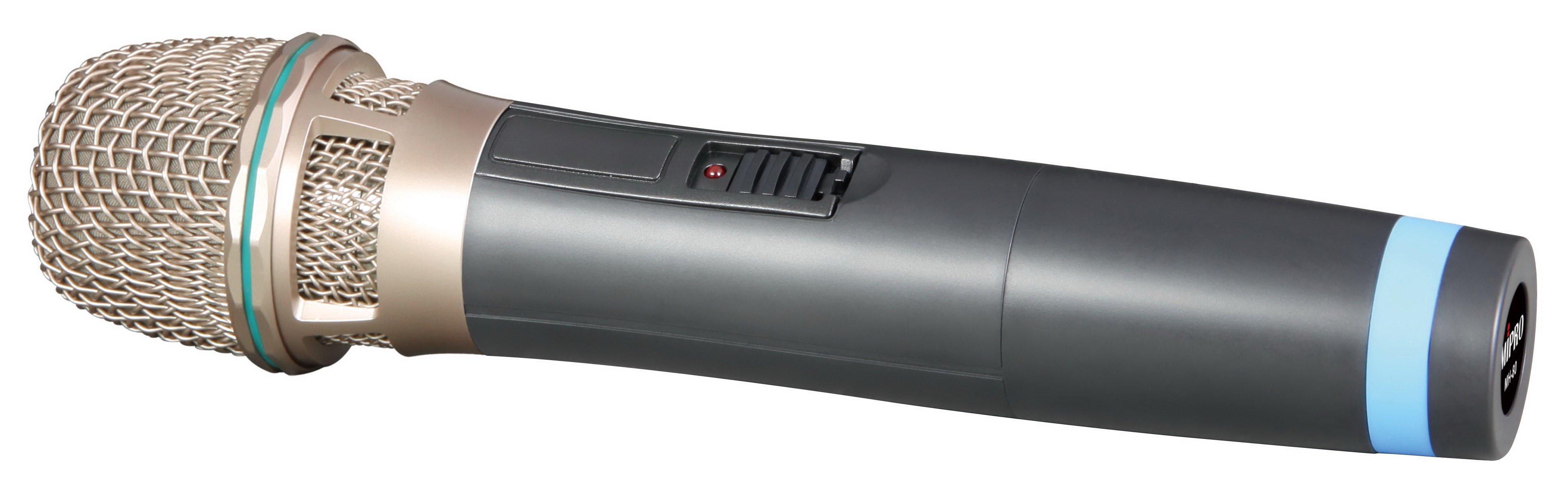 Mipro Håndmikrofon sender frekv. 825.300