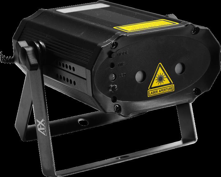 Image of   AFX RGB laser med firefly-effekt