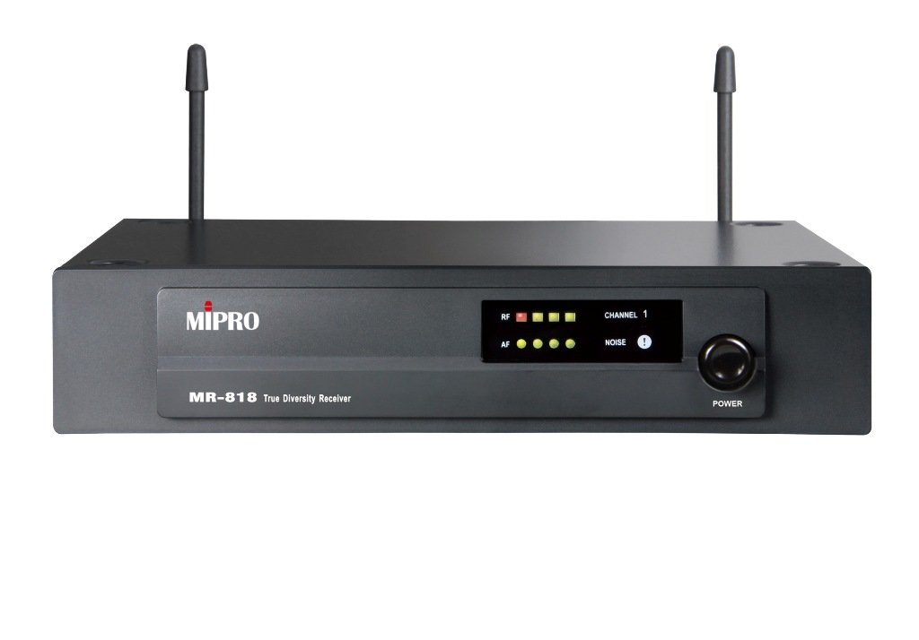 Mipro UHF modtager frekv. 864.800