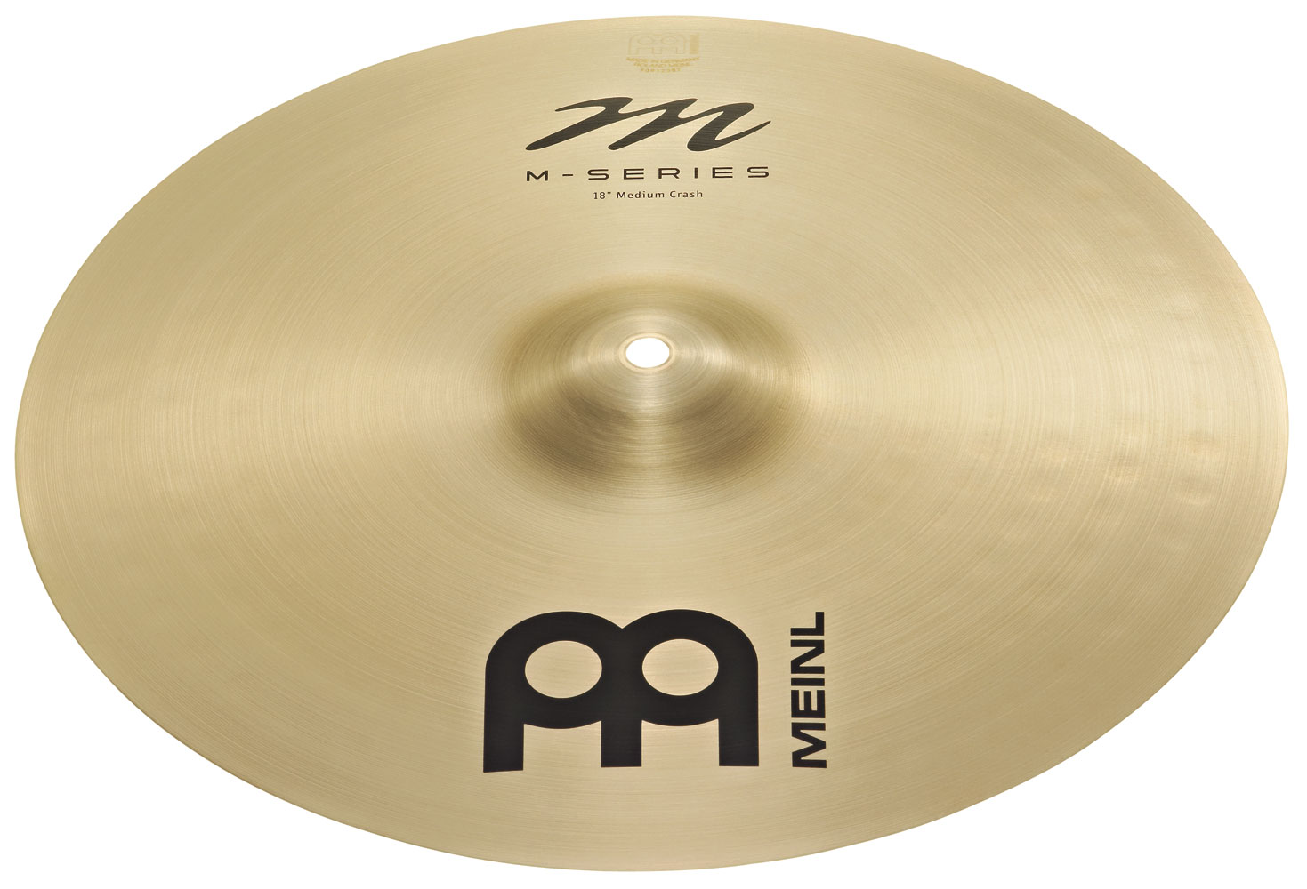 "Meinl 18"" M-Series Medium Crash DEMO"
