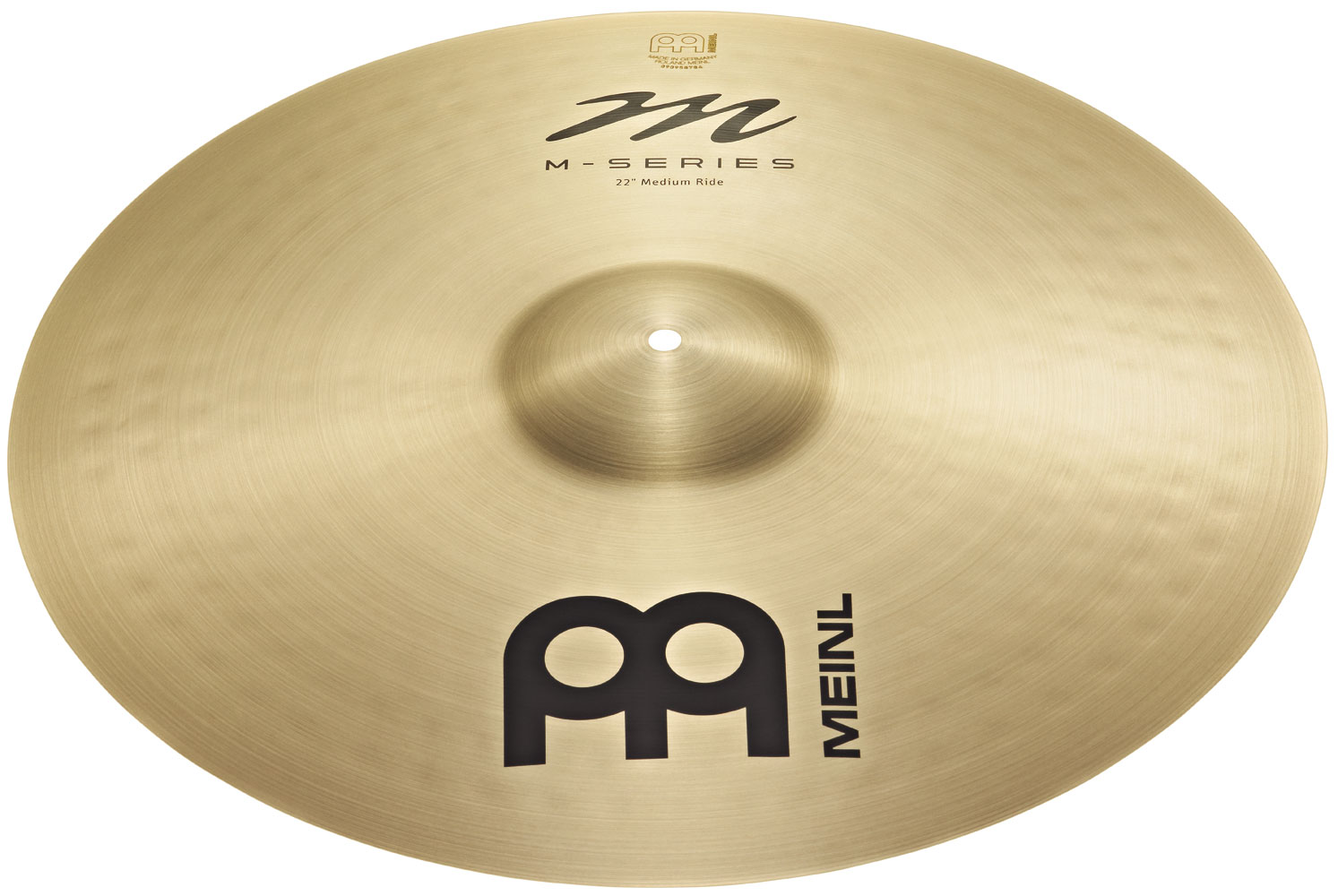 "Meinl 22"" M-Series Medium Ridebækken DEMO"