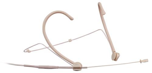Mipro headset mikrofon MU23 3 mm kugle kapsel, beige