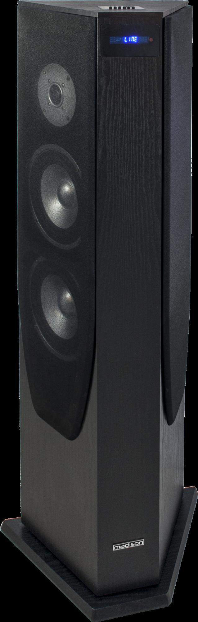 Image of   Madison Bluetooth Højttaler 220W Sort