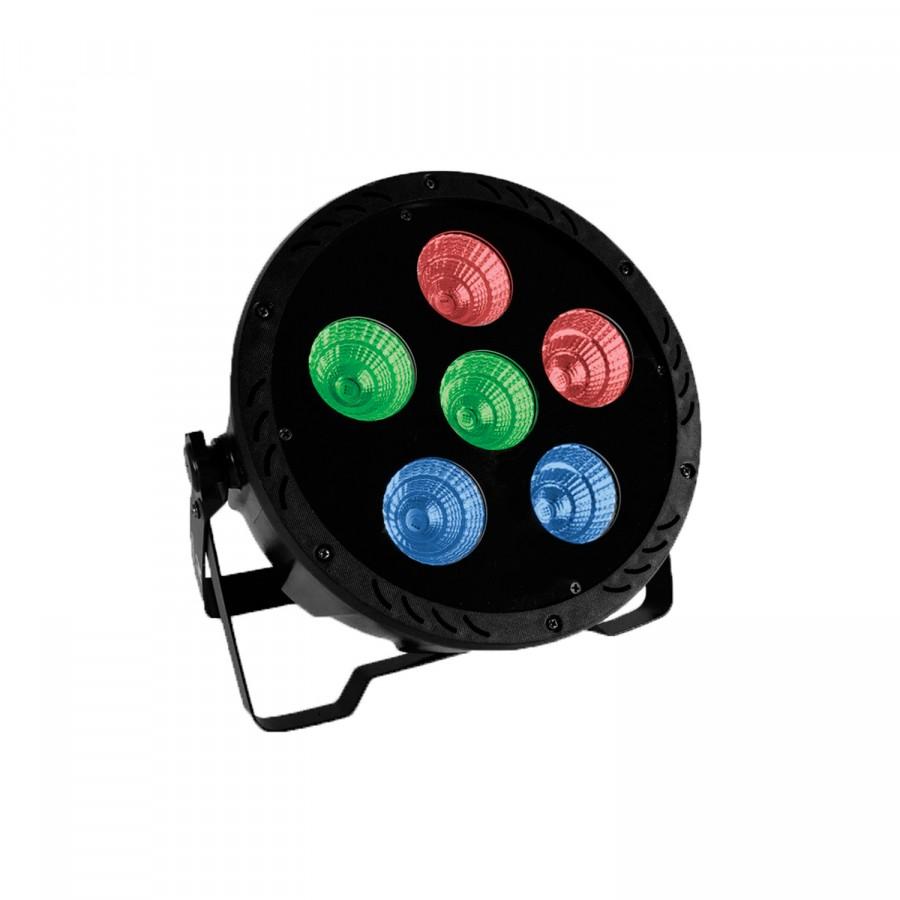 Image of   Marconi LED spot 6 x 30W RGB