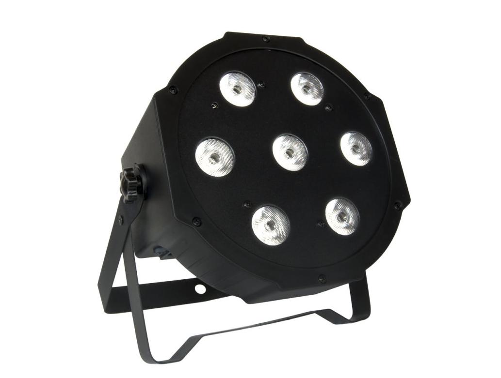 Image of   Marconi LED spot 7x10W RGBW