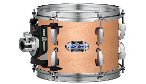 Image of   Pearl Masters Maple Complete Trommesæt