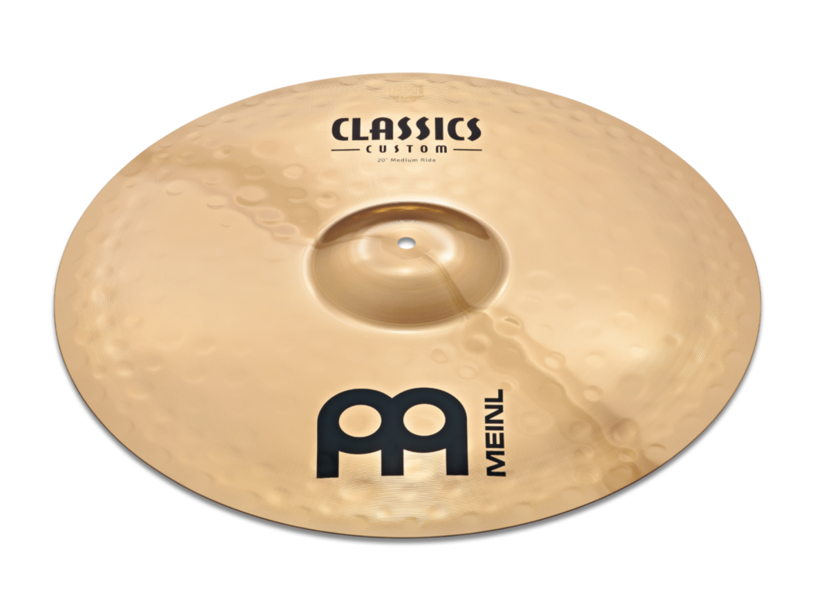 "Meinl 16"" Classics Custom Medium Crash DEMO"