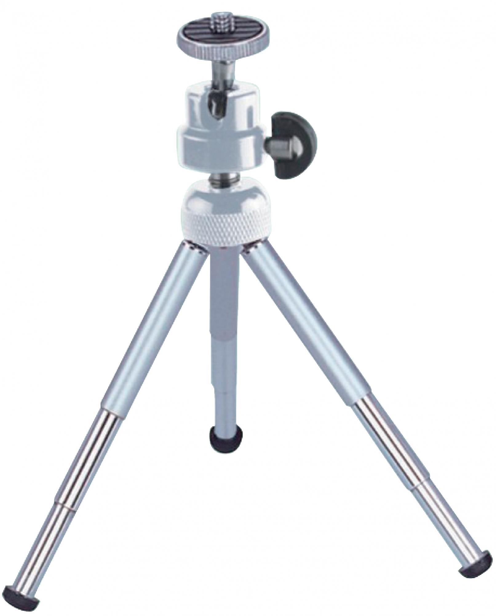 Image of   Mini tre-fod, 27 cm. 0.8 kg. sølv