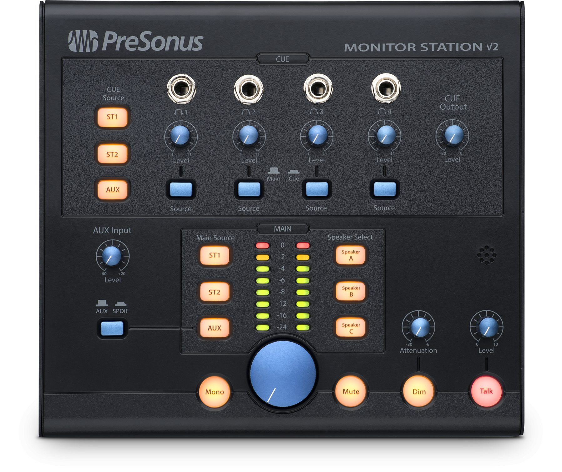 Image of   Presonus Monitor Station 2