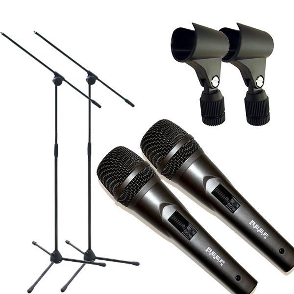 Musiker Mikrofon Pakke 1