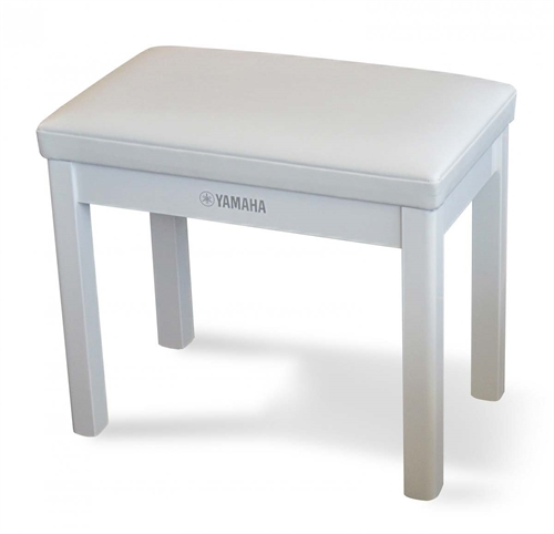 Image of   Yamaha GTBPW Bench - White
