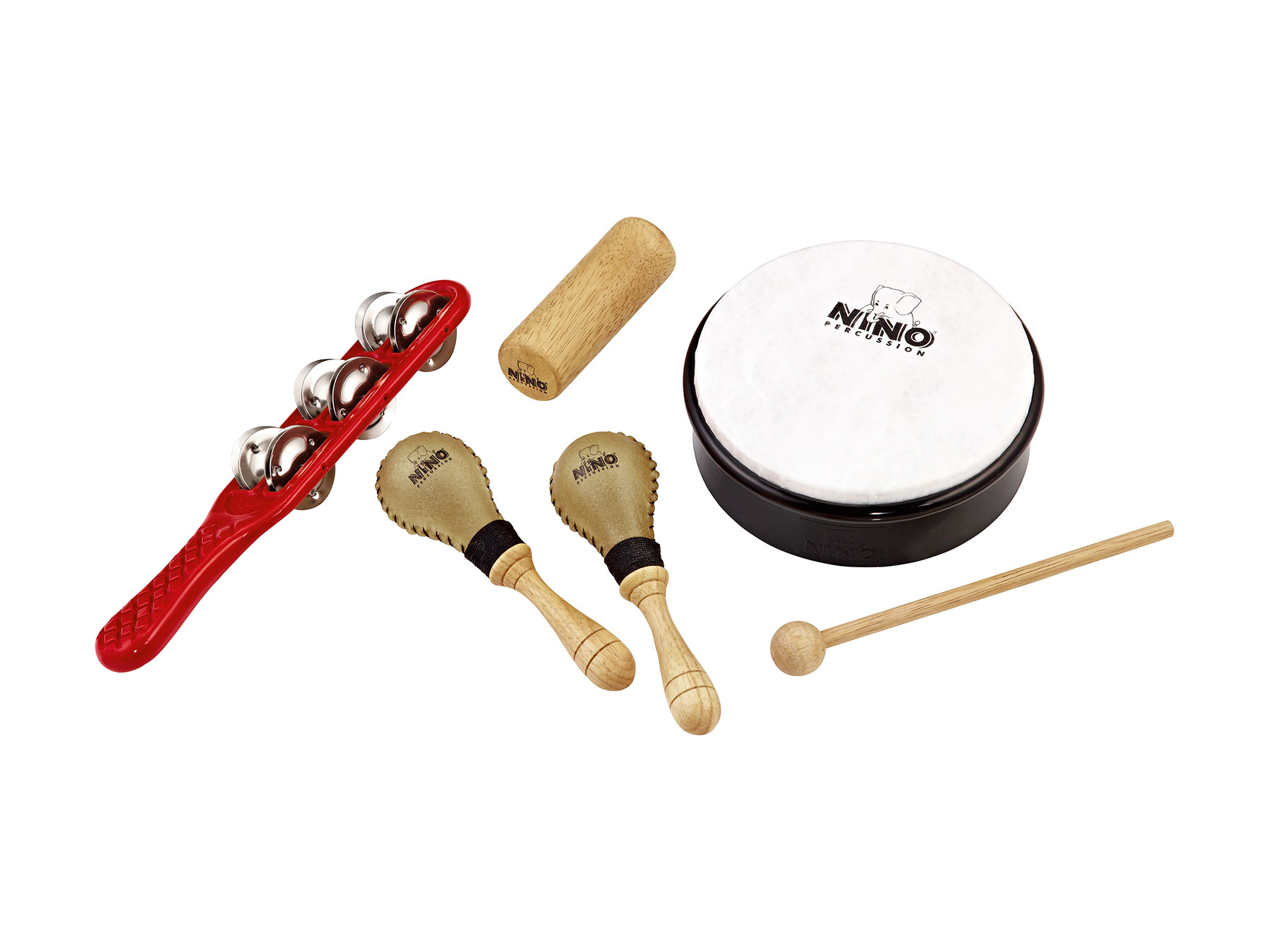 Image of   Meinl Nino Percussionsæt 1