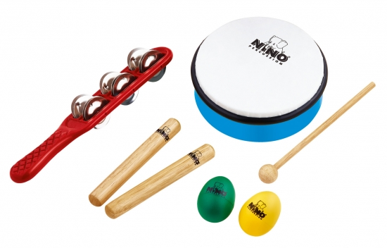 Image of   Meinl Nino Percussionsæt 3