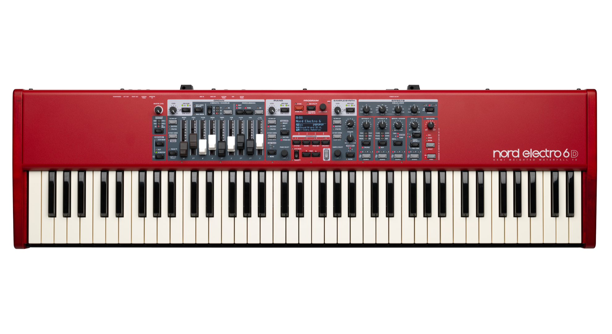Image of   Nord Electro 6D 73