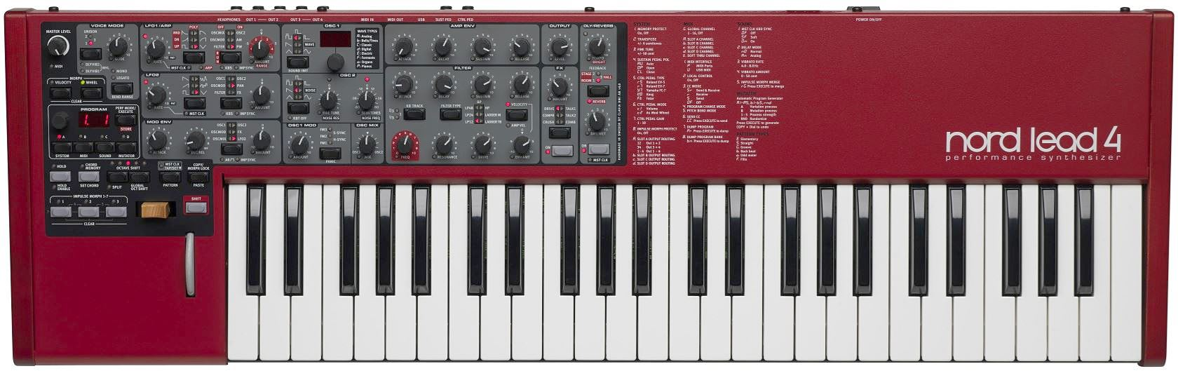 Image of   Nord Lead 4