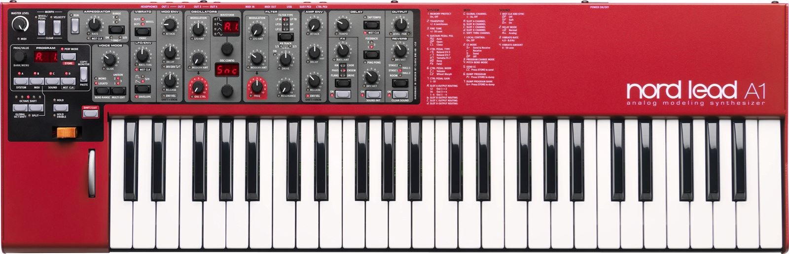 Image of   Nord Lead A1