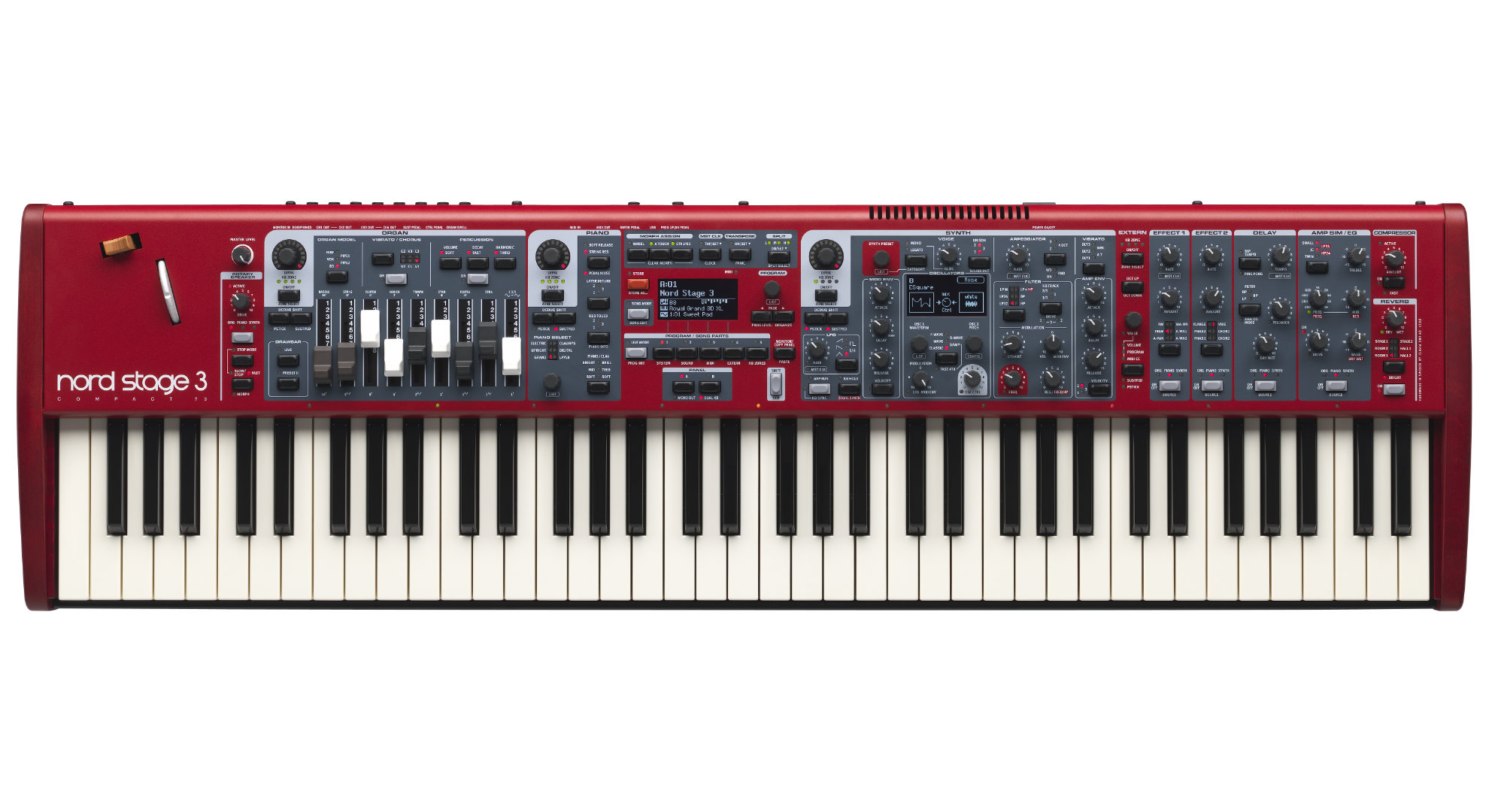 Image of   Nord Stage 3 Compact