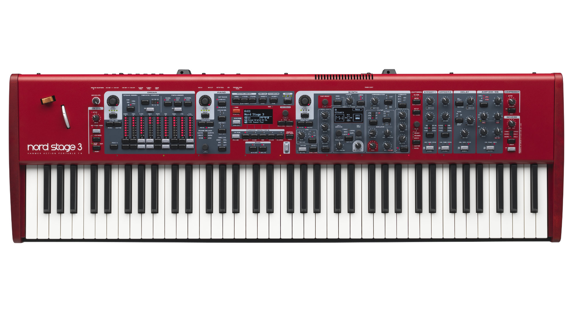 Image of   Nord Stage 3 HP76
