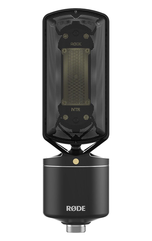 Image of   RØDE NTR Studio båndmikrofon, 8-tals karakteristik
